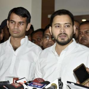 Bihar crisis over? Tejashwi won't have to quit