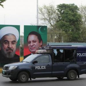 Pak terror havens : Iran's had enough!