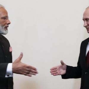 Putin: Relations with Pak will not dilute Indo-Russia ties