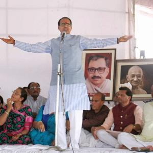 Shivraj Chouhan needs to get his act together fast