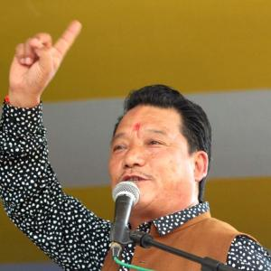 Bimal Gurung, the man behind the Darjeeling protests