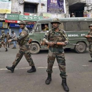 Darjeeling: 2 killed, cop injured as GJM protesters clash with security forces