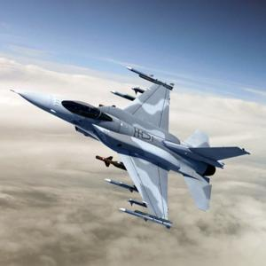 Soon, F-16 fighter jets to be made in India