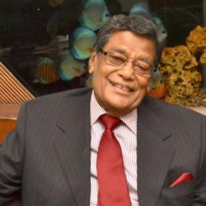 K K Venugopal front-runner for Attorney General's post
