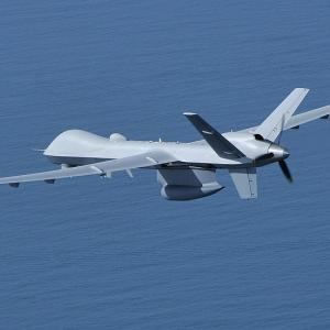 Guardian drones for India? Why not, says top US senator