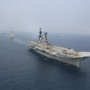 Why INS Viraat was close to heart