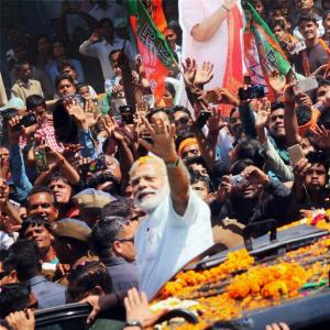 'Modi may have lost confidence in Varanasi'