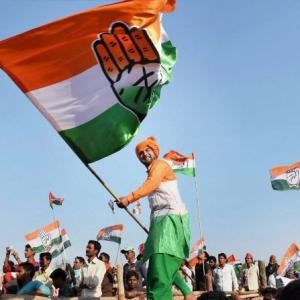 Goa Congress MLAs blame 'party managers' for fiasco