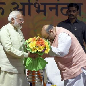 Yogi in UP, but eyes on Gujarat