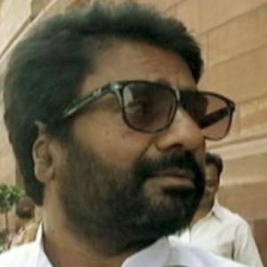 WATCH: Sena MP's shocking behaviour