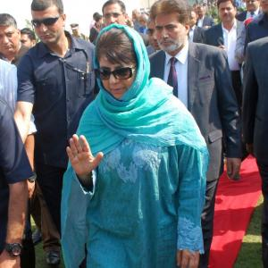 Revealed: How Mehbooba got tough with the BJP
