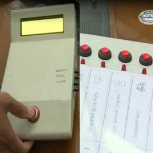 How AAP 'rigs' an EVM in Delhi assembly