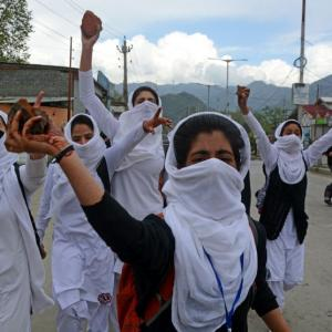 'Delhi must take the first step in Kashmir'