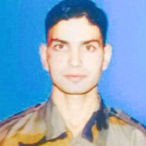 Army officer abducted, shot dead by terrorists in J-K
