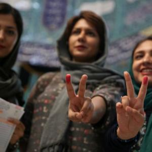 Iran votes to elect President