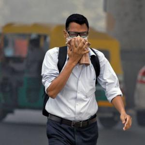 Delhi smog: How to save yourself
