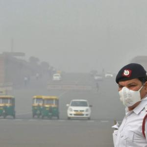 Is only Delhi's air polluted?