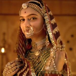 Did you like Padmaavat? Tell us!
