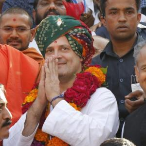 How Rahul is preparing to oust BJP by 2024