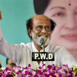 Only fame is not enough to succeed in politics: Rajinikanth