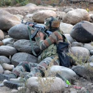 Top Jaish terrorist, chief Hizb recruiter, 2 others killed in Valley
