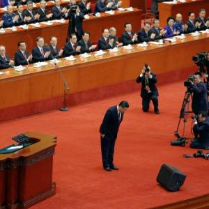Xi wants China to be the world's top power