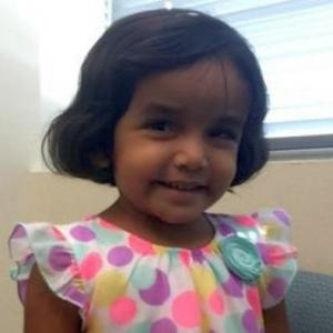 Body of 3-yr-old Sherin Mathews released by US