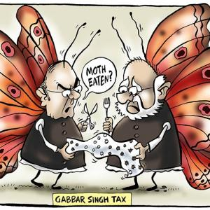 Uttam's Take: Gabbar Singh Tax