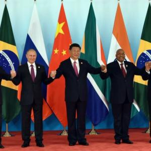 Pak-based terror groups named in BRICS declaration for first time