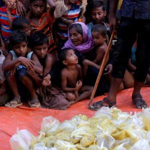 Why India can't come to Rohingyas' rescue