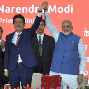 From Aapnu Amdavad to Aamchi Mumbai: Highlights from bullet train launch