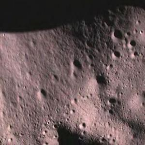 Chandrayaan data helps map water on moon