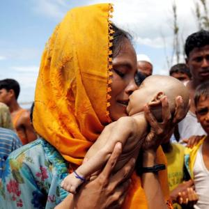 The Rohingyas are not ISIS