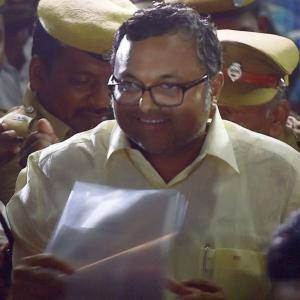 ED attaches assets worth Rs 1.16 cr of Karti, firm linked to him