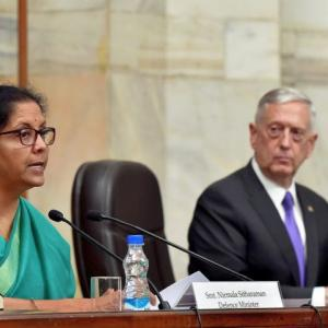 What India, US will discuss during 2+2 dialogue