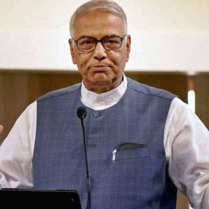 Congress, BJP spar over Yashwant Sinha's stinging column on economy