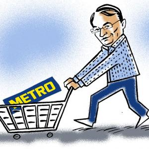 Metro Man wants to change how we shop