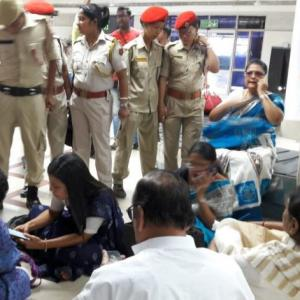 High drama at Silchar airport over NRC; super emergency, says Mamata