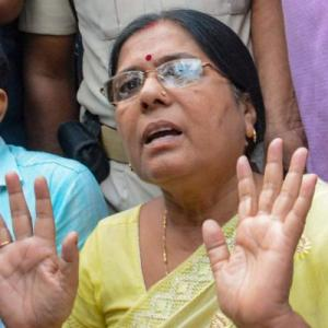 Muzaffarpur scandal: Manju Verma, husband booked under Arms Act