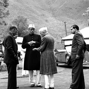 Fountainhead of unrest in Kashmir: August 9, 1953