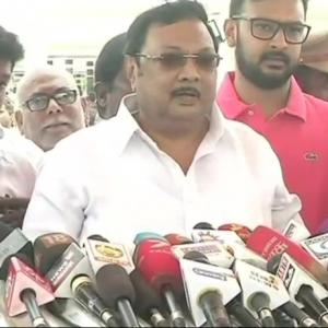 Will Azhagiri queer the pitch for DMK ahead of bypolls?