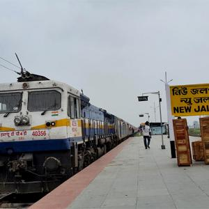 The most delayed train in India
