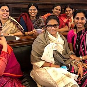 Women in 2014 Lok Sabha elections