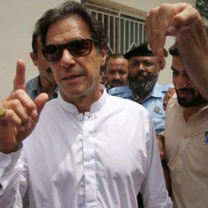 Imran warns of 'direct military confrontation'