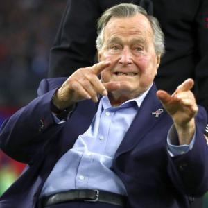 Former US President George H W Bush passes away at 94