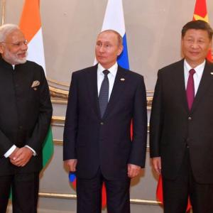 After 12 years, India, Russia, China hold trilateral meeting