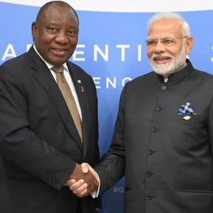 South African president to be 2019 Republic Day chief guest