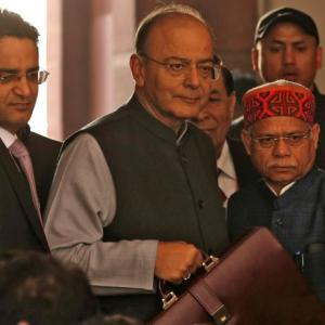 Jaitley's fifth is a please-all Budget, almost