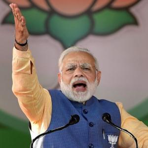 Why Modi is attacking Congress so hard