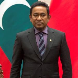 India 'disturbed' by declaration of emergency in Maldives